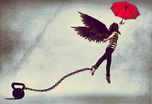 быть свободными от обид