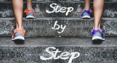 шаг за шагом сценарий жизни