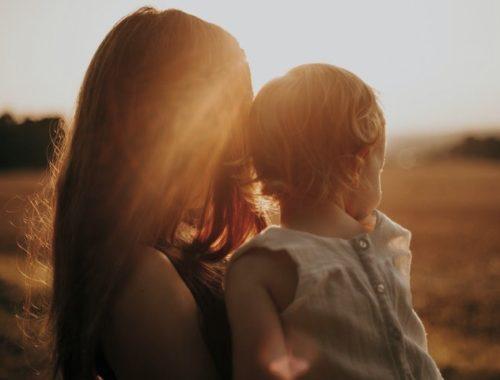 отношения с мамой